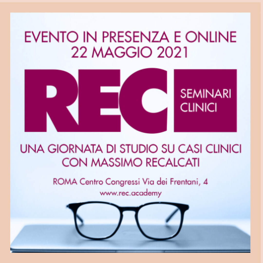 Rec con Massimo Recalcati